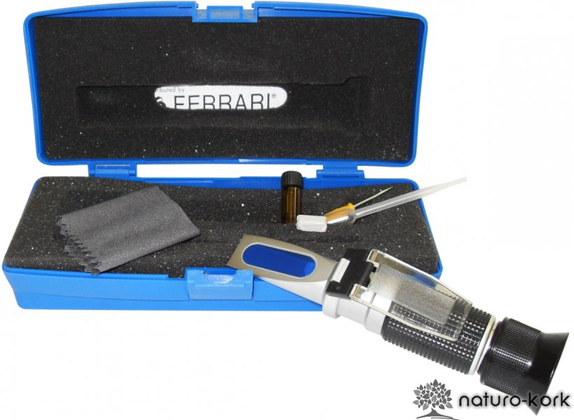 Méz-refraktométer